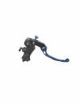 Accossato - Accossato Radial Brake Master 19 x 19Forged Anodized Blackw/ Folding Lever - Image 6