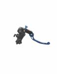 Accossato - Accossato Radial Brake Master Cylinder PRS 14 x 17-18-19 With black anodyzed body and colorful folding lever (nut + lever) - Image 6