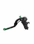 Accossato - Accossato Radial Brake MasterPRS 16mm x 15-16-17Forged Anodized Blackw/ Revolution Folding Lever - Image 3