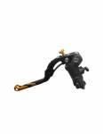 Accossato - Accossato Radial Brake MasterPRS 16mm x 15-16-17Forged Anodized Blackw/ Revolution Folding Lever - Image 5