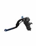 Accossato - Accossato Radial Brake MasterPRS 16mm x 15-16-17Forged Anodized Blackw/ Revolution Folding Lever - Image 6
