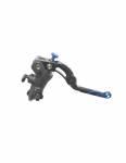Accossato - Accossato Radial Brake Master Cylinder PRS 16 x 17-18-19 With Black Anodyzed Body and colorful Revolution Lever (nut+insert) - Image 6