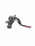 Accossato - Accossato Radial Brake Master Cylinder PRS 16 x 17-18-19 With Black Anodyzed Body and colorful Revolution Lever (nut+insert) - Image 7