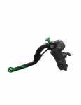 Accossato - Accossato Radial Clutch Master Cylinder 16 x 16 With Black Anodyzed Body and colorful Revolution Lever (nut+insert) - Image 3
