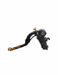 Accossato - Accossato Radial Clutch Master Cylinder 16 x 16 With Black Anodyzed Body and colorful Revolution Lever (nut+insert) - Image 5