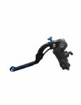 Accossato - Accossato Radial Clutch Master Cylinder 16 x 16 With Black Anodyzed Body and colorful Revolution Lever (nut+insert) - Image 6