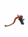 Accossato - Accossato Radial Clutch Master Cylinder 16 x 16 With black anodyzed body and fixed colorful lever (nut+lever) - Image 2