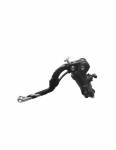Accossato - Accossato Radial Clutch Master Cylinder 16 x 18 With Black Anodyzed Body and colorful Revolution Lever (nut+insert) - Image 5