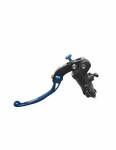 Accossato - Accossato Radial Clutch Master Cylinder PRS 16 x 15-16-17 With Black Anodyzed Body and colorful Revolution Lever (nut+insert) - Image 6