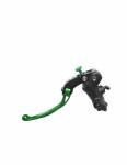 Accossato - Accossato Radial Clutch Master Cylinder PRS 17 x 15-16-17 With black anodyzed body and colorful folding lever (nut + lever) - Image 3