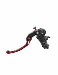 Accossato - Accossato Radial Clutch Master Cylinder PRS 17 x 15-16-17 With black anodyzed body and colorful folding lever (nut + lever) - Image 6