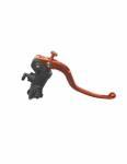 Accossato - Accossato Radial Front Brake Master Cylinder Forged Anodized Black15 x 18mmw/ Fixed Lever - Image 2