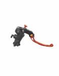 Accossato - Accossato Radial Front Brake Master CylinderForged Anodized Black17 x 19mmw/ Folding Lever - Image 2