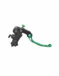Accossato - Accossato Radial Front Brake Master CylinderForged Anodized Black17 x 19mmw/ Folding Lever - Image 3