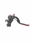 Accossato - Accossato Radial Brake Master Cylinder PRS 19 x 17-18-19 With Black Anodyzed Body and colorful Revolution Lever (nut+insert) - Image 7