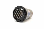 Termignoni - Termignoni SO-02 Muffler Titanium Sleeve with Black Aluminum End Cap Universal - Image 3