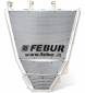 Inventory Clearance  - Febur - FEBUR WATER AND OIL RACING RADIATOR (WITH SILICON HOSES AND OIL KIT)* S 1000 RR 2019-2020-2021