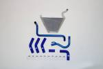 FEBUR ADDITIONAL WATER RADIATOR (WITH SILICON HOSES) ZX-6R 600 2007-2008