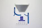 FEBUR ADDITIONAL WATER RADIATOR (WITH SILICON HOSES) ZX-10R 2008-2010