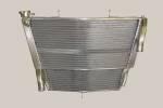 Febur - FEBUR WATER RACING RADIATOR (FOR ORIGINAL EXHAUST) GSX-R 600/ 750 2006-2007
