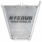 FEBUR ADDITIONAL WATER RADIATOR (WITH SILICON HOSES) YZF R6 2017-2021