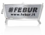 FEBUR ADDITIONAL WATER RADIATOR (WITH SILICON HOSES) CBR 1000 RR 2017-2019