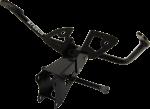 Chassis & Suspension - Aftermarket Motorcycle Frames - Febur - FEBUR ALUMINIUM RACING FRONT SUBFRAME (FOR ORIGINAL INSTRUMENT) F3 675/ 800 2012-2021