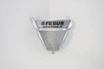 Engine Performance   - Radiators - Febur - FEBUR LOWER WATER AND OIL RADIATOR FOR ORIGINAL THERMOSTATIC VALVE WITH FAN PANIGALE 899/ 1199/ 1299 2012-2018