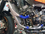 Febur - FEBUR WATER AND OIL RACING RADIATOR (WITH SILICON HOSES AND OIL KIT)* S 1000 RR 2019-2020-2021 - Image 3