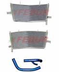 FEBUR ADDITIONAL WATER RADIATOR (WITH SILICON HOSES) RSV4 2009-2014