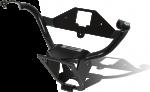 Chassis & Suspension - Aftermarket Motorcycle Frames - Febur - FEBUR ALUMINIUM RACING FRONT SUBFRAME PANIGALE 1299 2015-2018