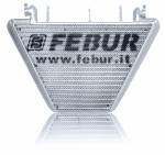Engine Performance   - Radiators - Febur - FEBUR LOWER OIL RADIATOR (ORIGINAL HOSES) YZF R1 2020-2021