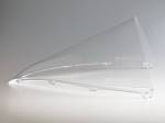 Accessories - Windshields - Extreme Components - Extreme Components windscreen clear high protection MV-Agusta F3 (HP)