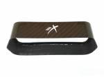 Extreme Components - Carbon Fiber - Extreme Components - Extreme Components Carbon dash cover red Yamaha R1 / R1M 15-20