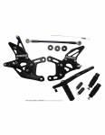 Accossato - Accossato Adjustable Racing Street Rearsets Made in AluminumYamaha YZF-R12009-2014 - Image 2