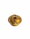 Accossato - Accossato Oil Filler Cap CNC-worked Aluminum - Measures: M20X25 - Image 5