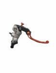 """Accossato - Accossato Radial Brake MasterPRS 19mm x 17-18-19Forged Anodized Blackw/ Folding Lever for 1"""" Handlebar - Image 7"""