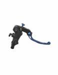 """Accossato - Accossato Radial Brake Master 19 x 19Forged Anodized Blackw/ Folding Lever for 1"""" Handlebar - Image 2"""