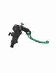"""Accossato - Accossato Radial Brake Master 19 x 19Forged Anodized Blackw/ Folding Lever for 1"""" Handlebar - Image 5"""