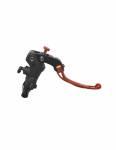 """Accossato - Accossato Radial Brake Master 19 x 19Forged Anodized Blackw/ Folding Lever for 1"""" Handlebar - Image 7"""