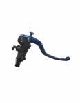 """Accossato - Accossato Radial Brake Master 19 x 19Forged Anodized Blackw/ Fixed Lever for 1"""" Handlebar - Image 3"""