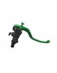 """Accossato - Accossato Radial Brake Master 19 x 19Forged Anodized Blackw/ Fixed Lever for 1"""" Handlebar - Image 5"""