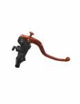 """Accossato - Accossato Radial Brake Master 19 x 19Forged Anodized Blackw/ Fixed Lever for 1"""" Handlebar - Image 7"""