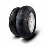 """Tire Warmers - CAPIT - Capit - CAPIT MINI VISION TYREWARMERS SET 12"""" BLACK"""
