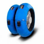 Capit - CAPIT FULL ZONE VISION TYREWARMERS XXL BLUE