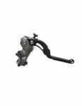 Accossato - Accossato Radial Clutch Master Cylinder CNC-worked PRS 16x15-16-17 with Revolution Lever - Image 1