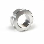 Chassis & Suspension - Alpha Racing Performance Parts - Alpha Racing Slotted nut steering shaft, aluminum, D=30 mm