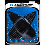 Alpha Racing StompGrip Black BMW S1000RR 2019- and BMW M1000R 2021-