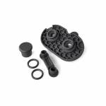 Alpha Racing Intake plug kit airbox BMW S1000 RR 2019- and BMW M1000 RR 2021-