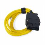 Engine Electronics - Racing ECU Wiring Harness and Accessories - Alpha Racing Performance Parts - Alpha Racing Enet interface cable, Ethernet -> OBD2 BMW S1000RR 2019- and BMW M1000RR 2021-